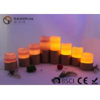 Best Colorful Outdoor Electric Candles Set , Waterproof Flameless Candles wholesale