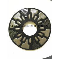 China 9 Inch Xenith Concrete Floor Polishing Cleaning Resin Bond Diamond Buffing Pads on sale