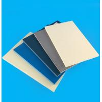 Best Wall High Density PVC Board Sheets Anti - Aging For Outdoor Decoration wholesale