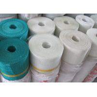 Best Colorful Fiberglass Reinforcing Mesh Alkaline Resistant With C - Glass Yarn Type wholesale