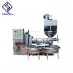 Best Alloy Steel Screw Oil Press Machine 180 - 300 Kg / H 1600kg Weight Easy Operation wholesale