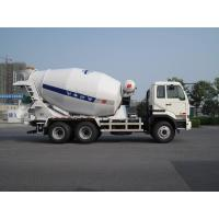 China 6x4 DF Nissan Diesel 8 - 10cbm Concrete Mixer Trucks Light Weight HZZ5240GJBUD on sale
