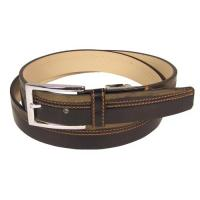 Buy cheap Stitched Leather Belt from wholesalers