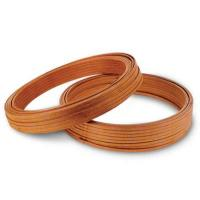Best Self-bonding glass fiber wrapped mica tape covered rectangular copper wire wholesale