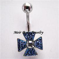 China cheap belly rings NM-0140B on sale