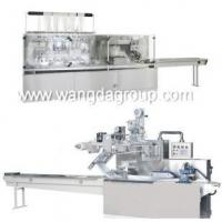 Best Semi Auto Wet Tissue Machine (WD-WT-40-100II) with 40-100Pieces of Wet Tissue Per Package wholesale