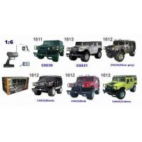 Quality R/C Hummer 1:6 wholesale