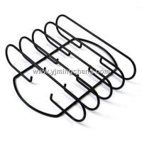Deep Fry Basket 2438 1 likewise Non Stick Roasting Rack 2383 1 additionally Parrilla Barbacoa Tipos Y Modelos furthermore Stainless Steel Oval Twin Centered 1 25 Inch Offset Burner 16702 72401 besides Flat Barbecue Skewers X Chef 10 60648528350. on bbq grill material