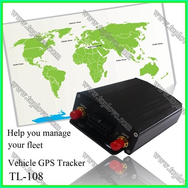 Battery Operated Gps Tracker For Car