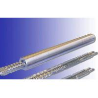 Standards of parallel double hole cylinders and screw