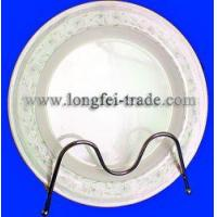 China flat melamine plate melamine plate on sale