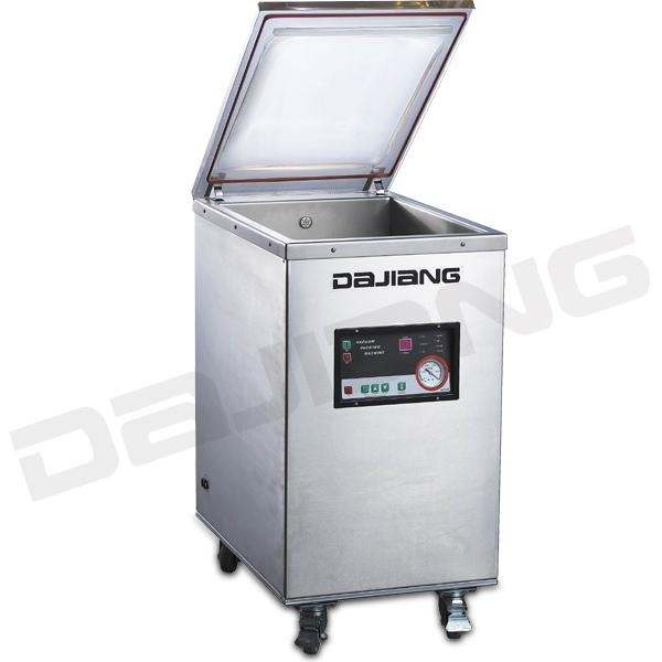 China DZ-400 CD FLOOR TYPE VACUUM PACKAGING MACHINE