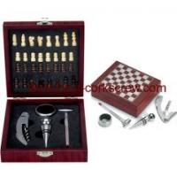 Best Chess Wine Sets XH1048 wholesale