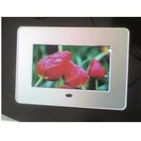 Buy cheap Seven-inch Digital Photo Frame Metal from wholesalers