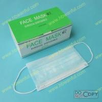 Best Face Mask 3 ply face mask/blue wholesale