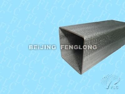 Cheap Greenhouse Supplies Hot Dip Galvanized Square Tube for sale
