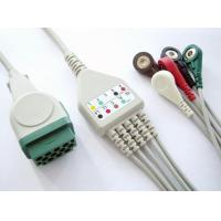 Quality GE-Marqutte Patient monitor cable wholesale