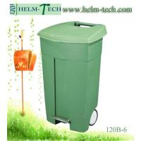 Best Wheeled Industrial Trash Can with Pedal wholesale
