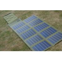 Best 30W/18V Amorphous Foldable Solar Panel wholesale