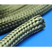 Quality Heat shrinkable Tube 650 Basalt expandable braided sleeving wholesale