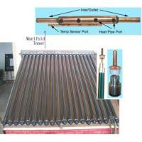 Best Heat pipe solar collector Heat pipe solar collector wholesale