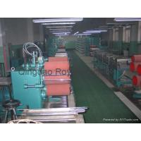 China HDPE/PP Flat Monofilament extrusion line on sale