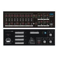 China MPZ-4060 COMPLEX DISTRIBUTED ZONE PAGING MIXING AMPLIFIER on sale