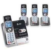 Best AT&T See details AT&T TL72408 5.8 GHz Four Handset Cordless Telephone with Answering System and Caller ID wholesale