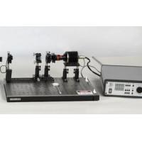 Solid state Nd:KGW laser experimental device