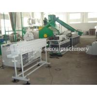 Quality PVC DOUBLE WALL CORRUGATED PIPE EXTRUSION LINE wholesale