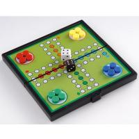Best Chess & Games 1726-Magnetic Folding Ludo Game wholesale