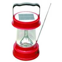 Best Solar Camping Light with Radio wholesale