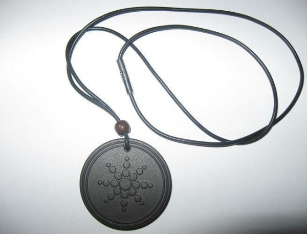 details of ion string scalar energy pendant 37018199