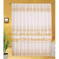 Quality Toothpick bar embroidered curtain CN1015026 wholesale