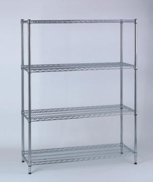 details of stainless steel wire shelving 37313532. Black Bedroom Furniture Sets. Home Design Ideas