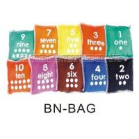 Best Toy, Sport toy, Safety toy, Number Beanbag BN-BAG wholesale