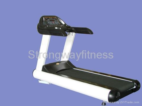 Details Of Commercial Treadmill Running Machine