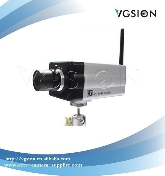 Details of Wifi Box Camera Wirelss Box IP Camera