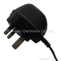 Buy cheap 0.1-3.5W BS Approved Linear Power Adaptor from wholesalers