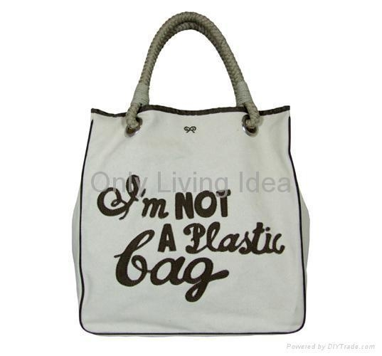 China I'm not a Plastic Bag