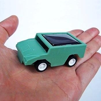 Cheap TJ-TMIC1 Solar diy mini car toy for sale