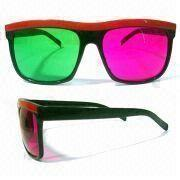 Buy cheap Anaglyph glasses 3D809 from wholesalers