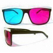 Buy cheap Anaglyph glasses 3D811 from wholesalers
