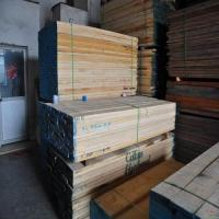 White oak sawn timber
