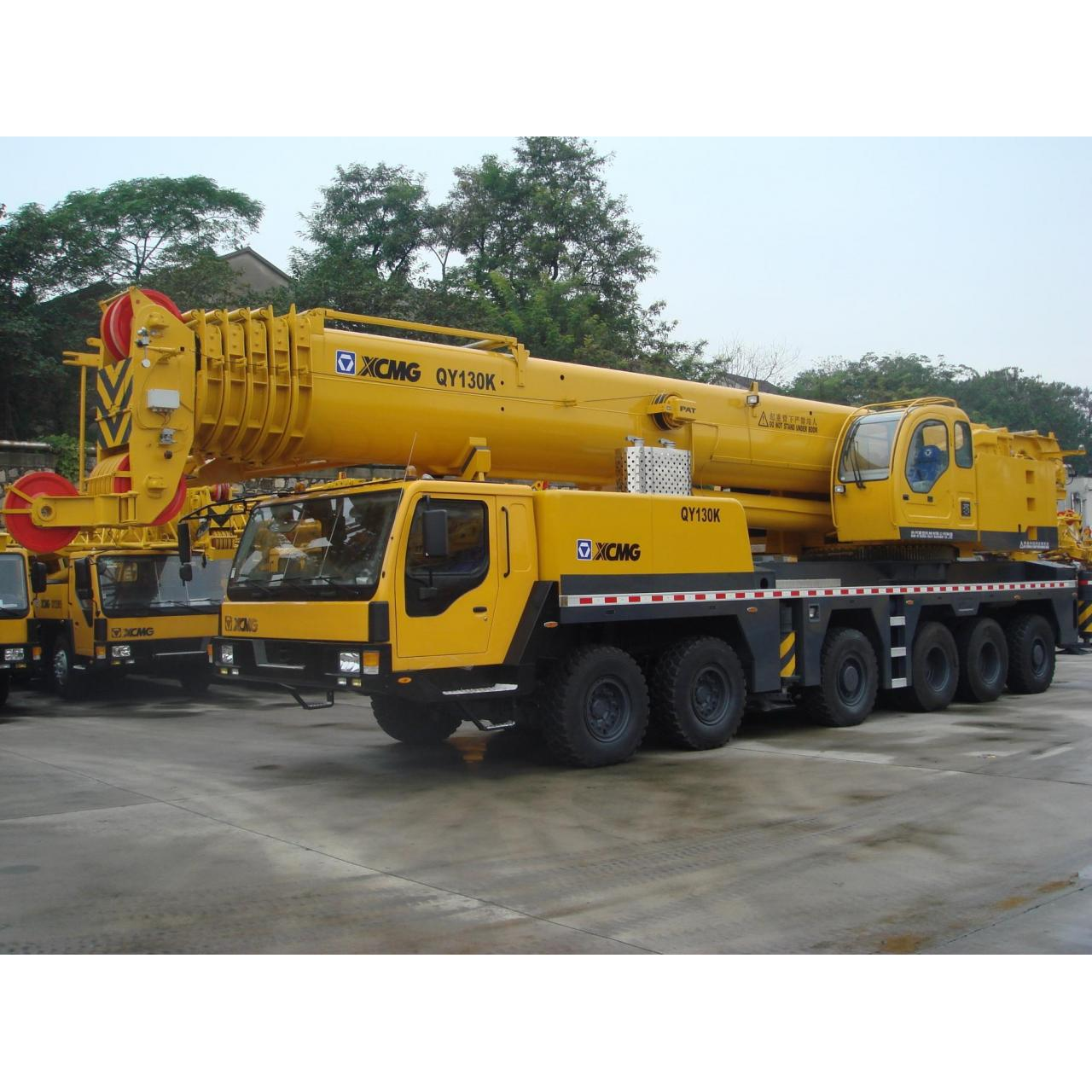 Best Truck Crane QY130K wholesale