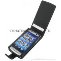 Best Sony Ericsson X10 Leather case(Flip Type) wholesale