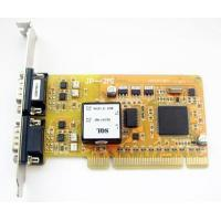 Best Multiport Serial Car 2 RS485/422 serial port expansion card (optical isolated) wholesale