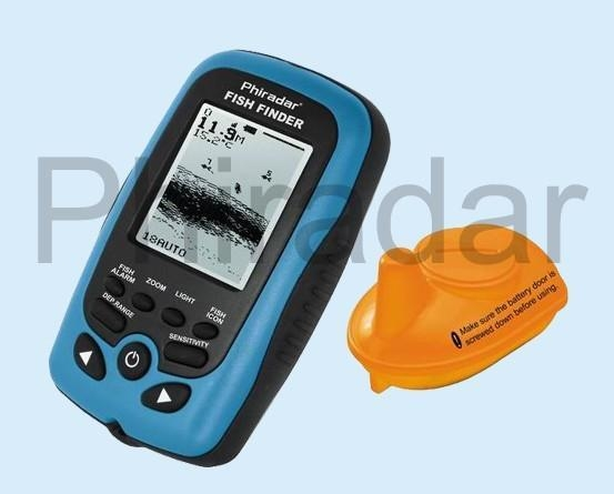Details of please click me portable wireless fish finder for Cheap fish finders for sale