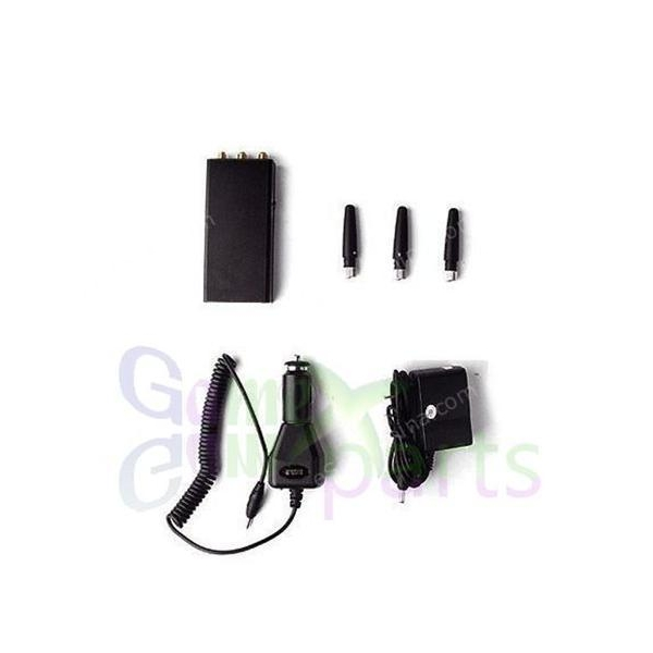 Remote phone jammer gun - phone blocker jammer gun