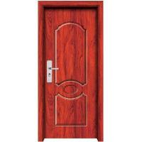 Best solid wooden compound door HF-9007 wholesale
